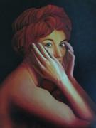 La jeune femme au turban rouge