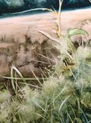 Dans l'herbe (Détail)