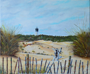 Dunes à l'Espiguette