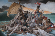 Le radeau de Lampedusa
