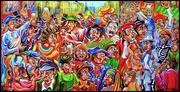 Exposition de peintures - LE MASQUE AU QUOTIDIEN-