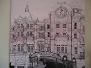 Disneyland Paris     80cm/80cm