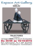 TRAJECTOIRES - Exposition de sculptures