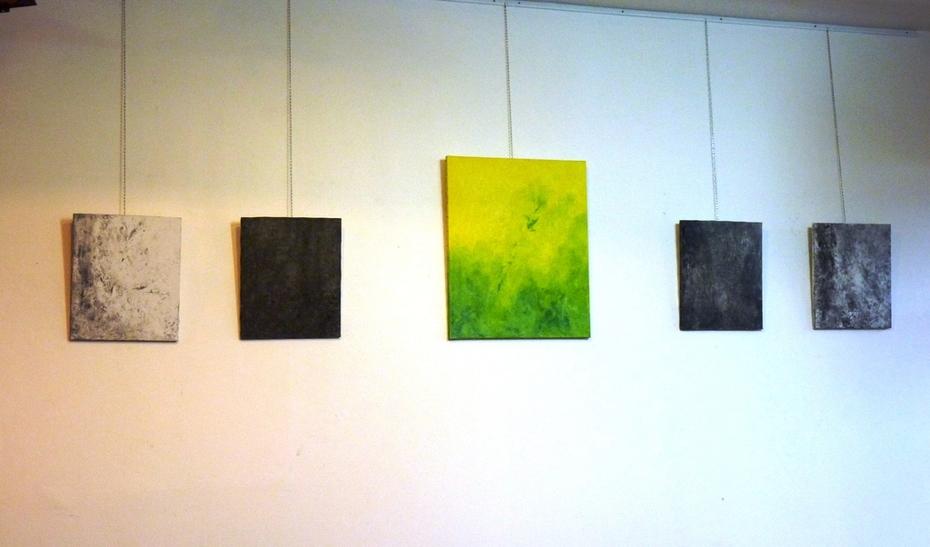 Oeuvres de Martine Chifflot Comazzi