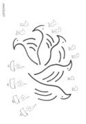 oiseaux de la paix mangano