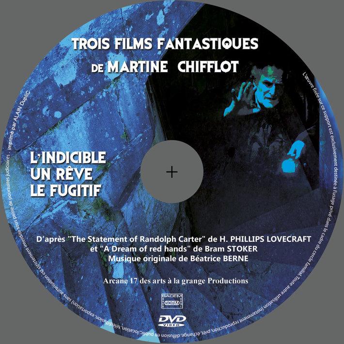 Trois films fantastiques de Martine Chifflot