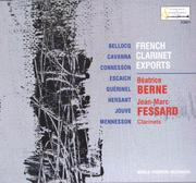 CD French Clarinet Exports