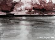"A l'aurore de ma vie "" Reflets d'orage"""