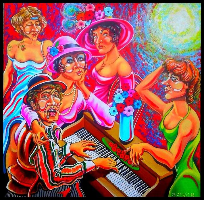 -Les Groupies du Piano Bastringue- 2018