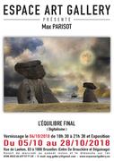 Affiche Max PARISOT