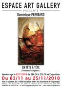 Affiche Dominique PERREARD