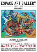 Affiche Maria REIS