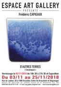 Affiche Freìdeìric CAPIEAUX