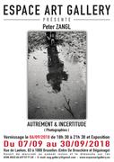 Affiche Peter ZANGL