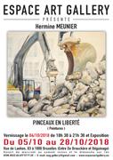 Affiche Hermine MEUNIER