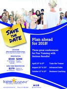 2018 -Save the Date-1 Trainertainment