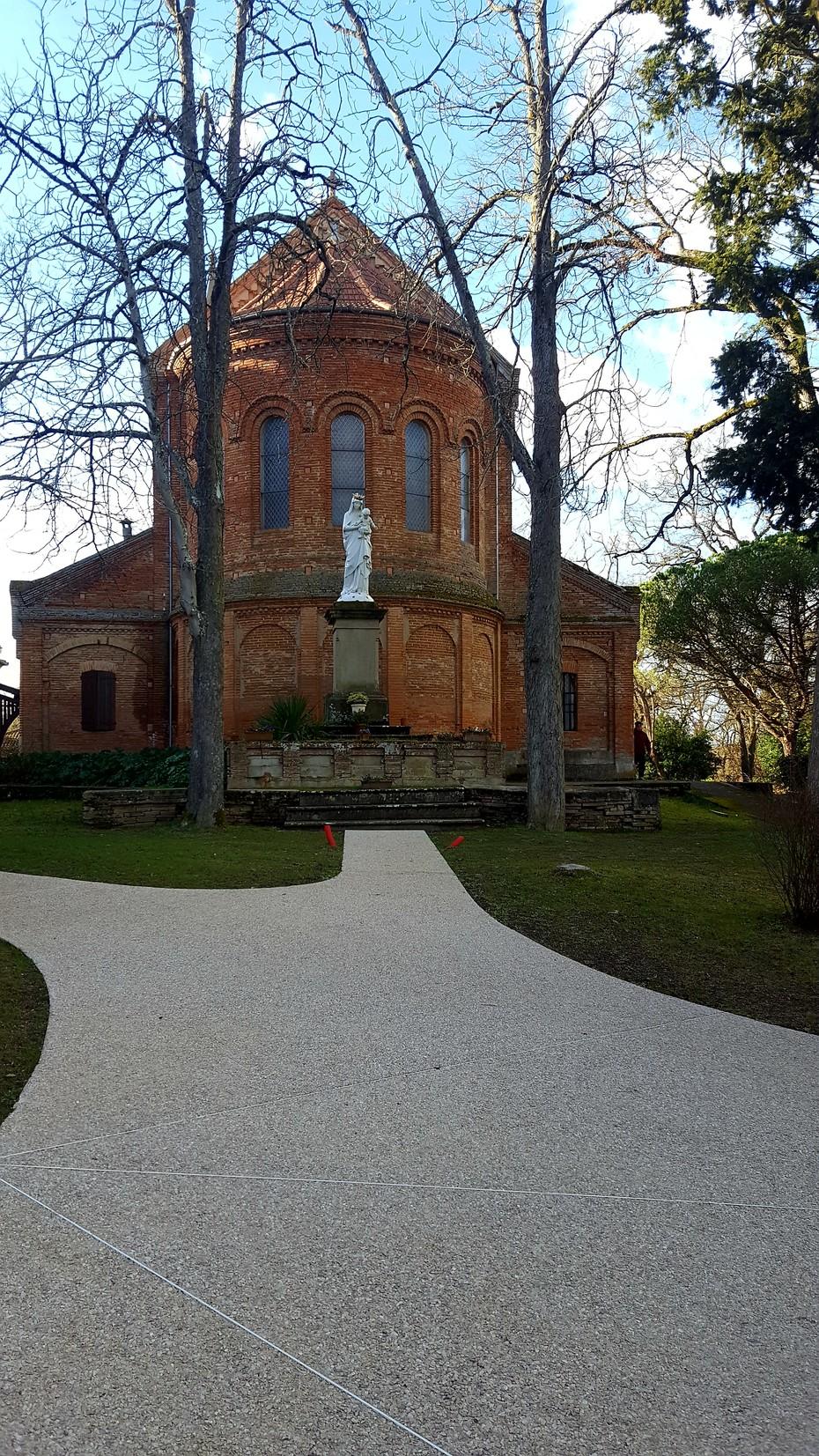 Abbaye Notre Dame du Désert