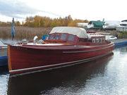Klassiska Svenska Båtar - M/Y Solong