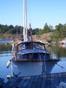 Klassiska Svenska Båtar - M/Y Cilla