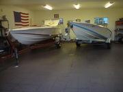 donzi båtar på vinterförvaring
