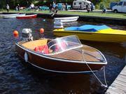 Ragette i sjön