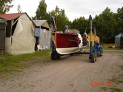 Sjösättning 2009