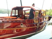 Sjösättning av Kantippa 09 020