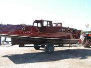 Sjösättning av Kantippa 09 008
