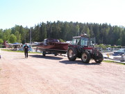 Sjösättning av Kantippa 09 006