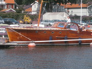 CG Pettersson 1947, M/Y Sunny renovering