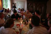 Middag på Äleby gård