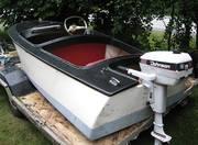 Seabird Sportbåt ca 14ft