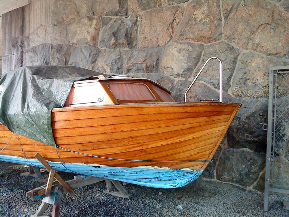 Kabinbåt 20ft