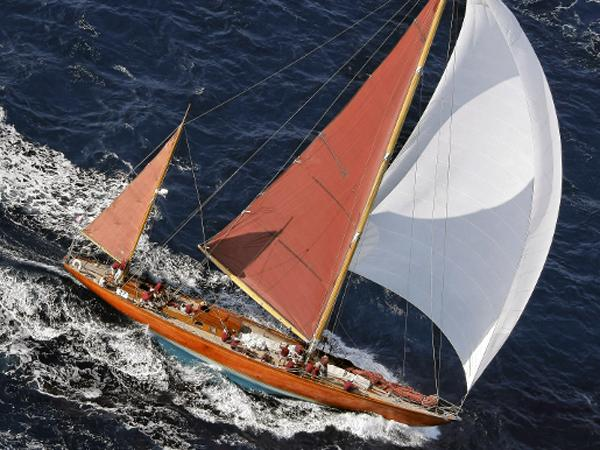 Knut H Reimers Sail Yacht