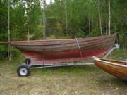 Sv Seglarskolans pojkbåt No 28
