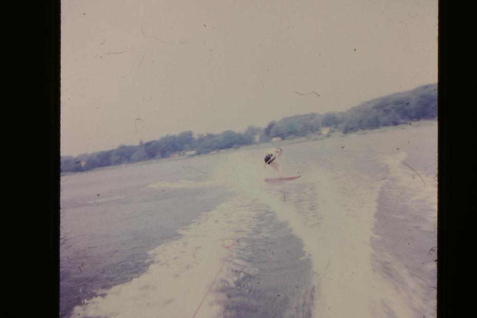 Vattenskidor efter Windy - Weedo GT