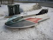Dickfors Hydro Liggbåt