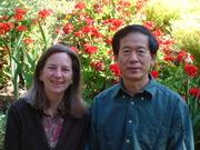 Grandmaster Fu and Catherine