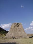 Pirámide Votiva, La Quemada