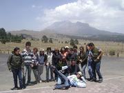 Banda Arqueología en el Paso de Cortés