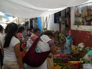 el tianguis de Cuetzalan