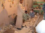 lavoro dell'alabastro