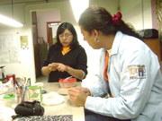 analizando lapidaria teotihuacana
