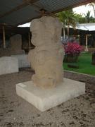 El Jaguar, Símbolo oficial de Santa Lucia Cotzumalguapa, Escuintla, Guatemala