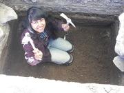 excavando...