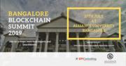 Bangalore Blockchain Summit 2019