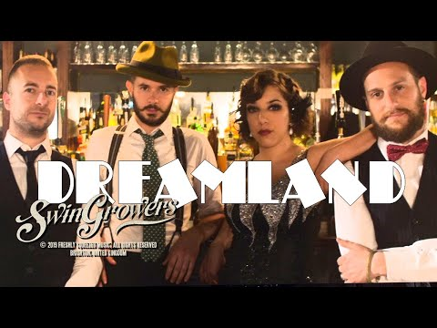 Swingrowers - Dreamland (Official Music Promo) Electro Swing 2019