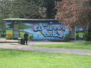 Graffiti  Convenor Doug Reid