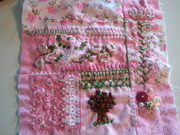Crazy Quilting By Hand