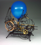 Kinetic Toys and Mechanical Objects